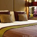 Matratzen in Bettwäsche einhüllen